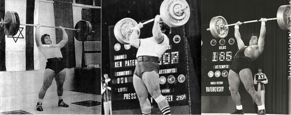 weightlifting press